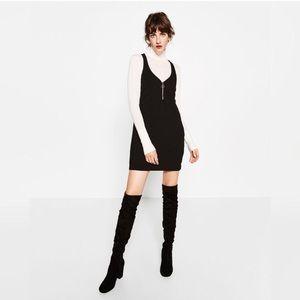 Zara dress with sweetheart neckline - Firm